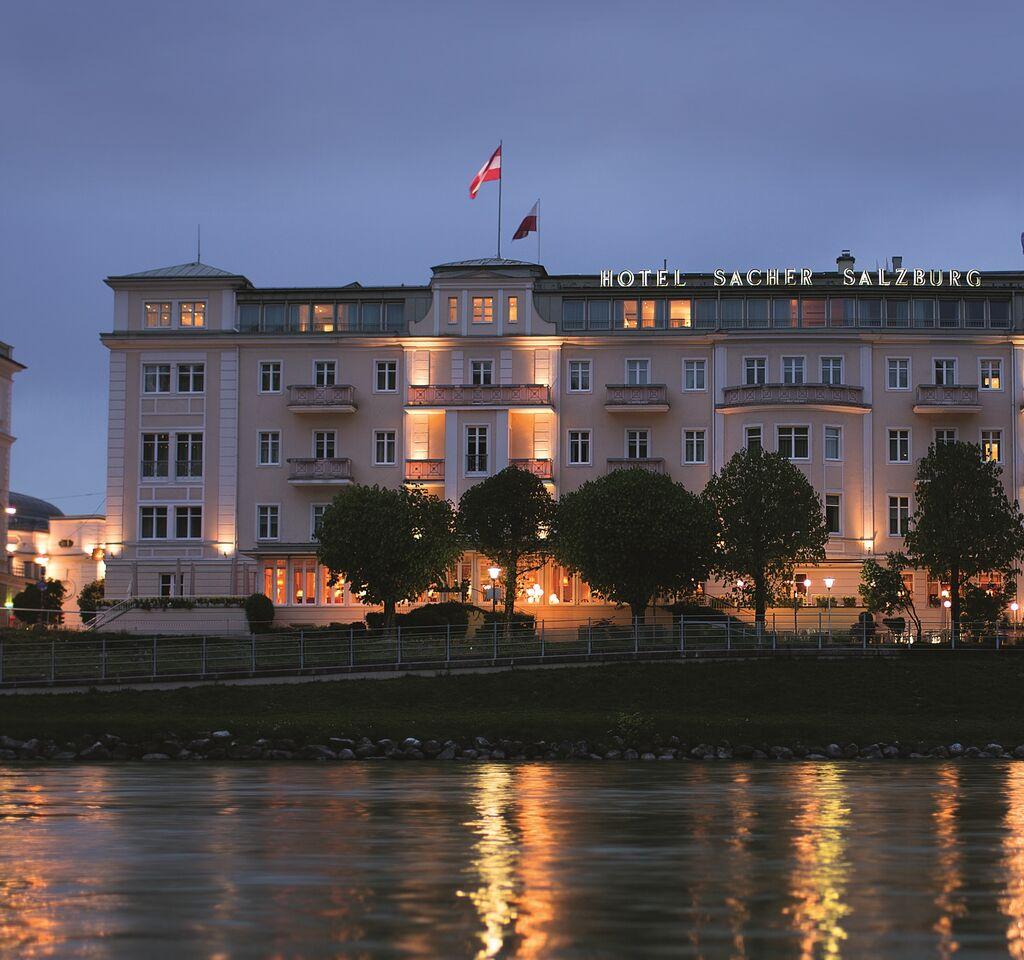 Sacher Hotel Salzburg