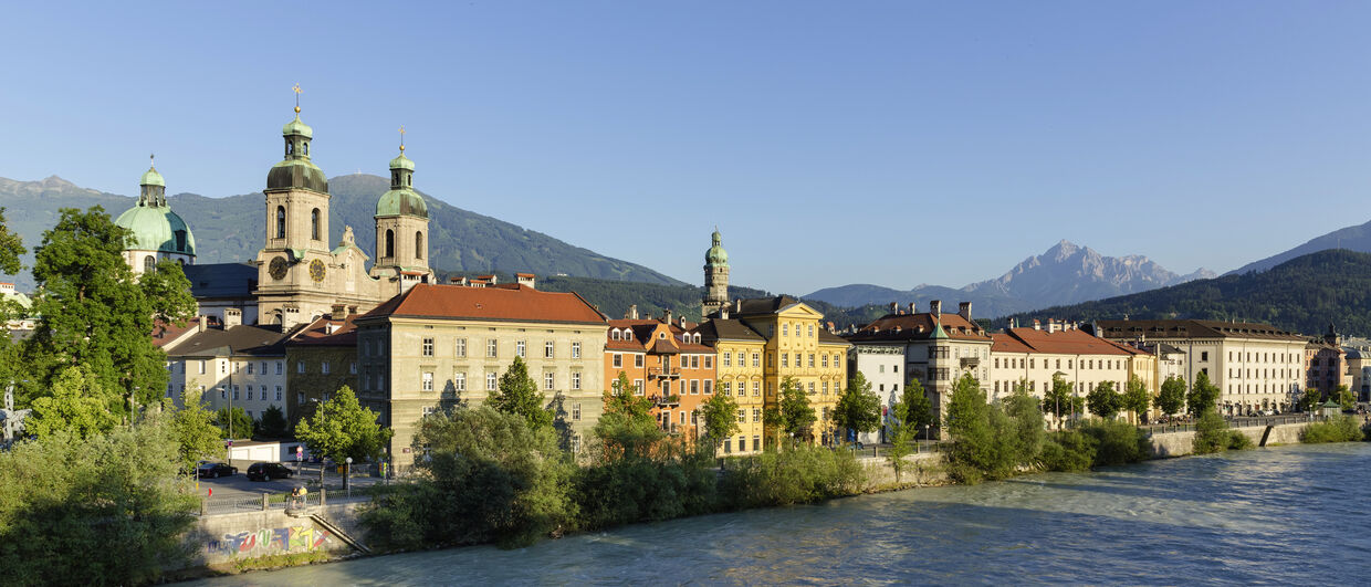 Innsbruck am Inn