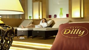 Entspannen in der Vitaloase des Dilly's Resort & Spa