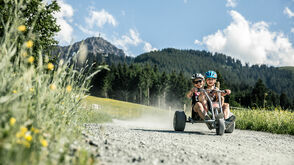 Mountaincart in St. Johann in Tirol
