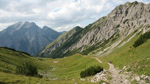 Karwendel, Adlerweg (The Eagle Trail)