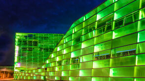 Ars Electronica Center in Linz