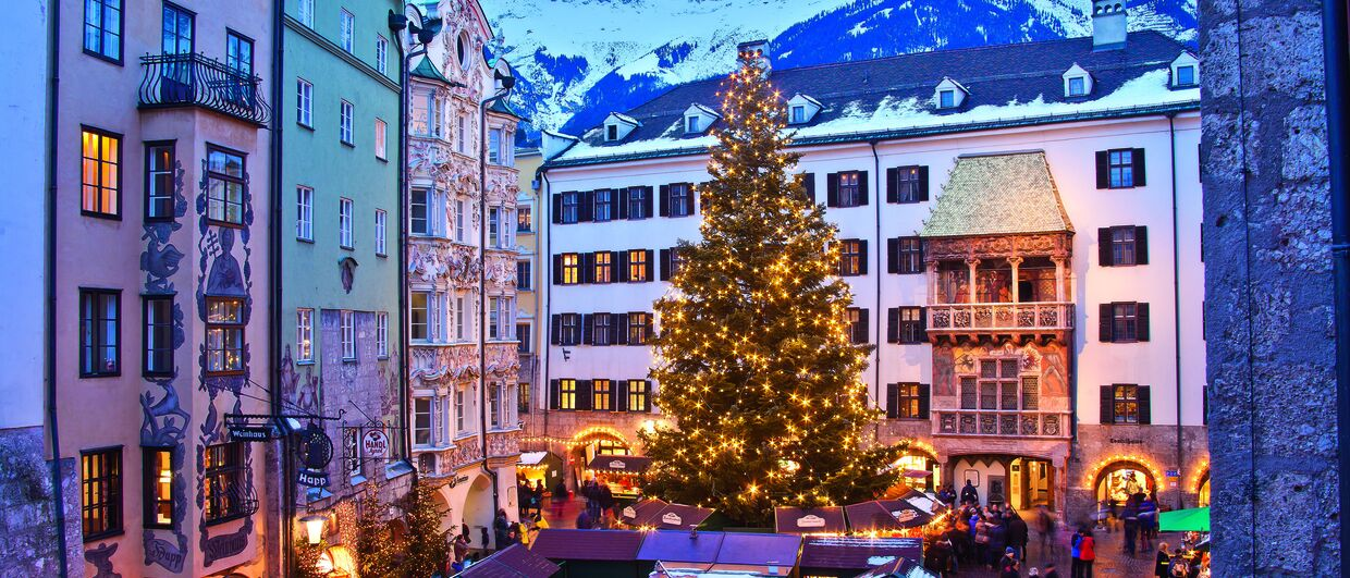 Advent in Tirol - Altstadt Innsbruck
