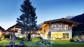 Spahotel Jagdhof - Spa-CHALET outdoorview 3
