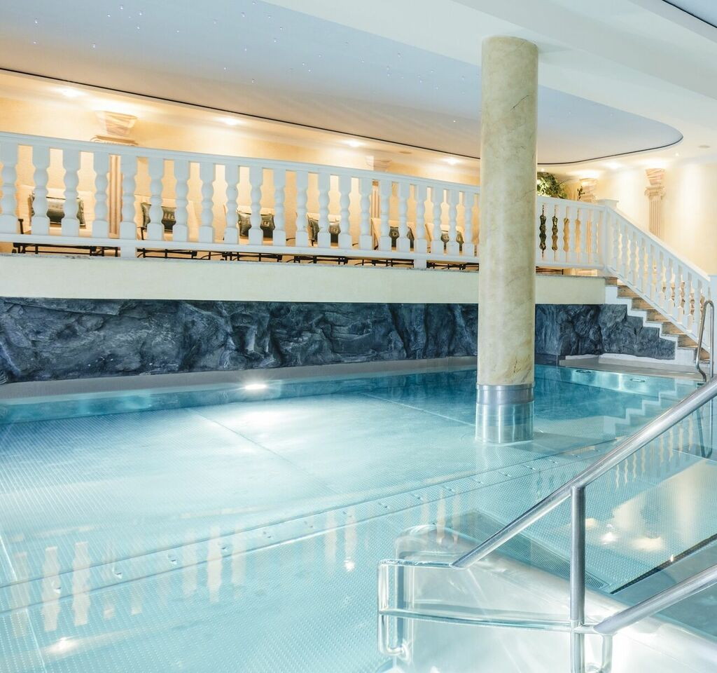 Burgtherme im Dilly's Resort & Spa