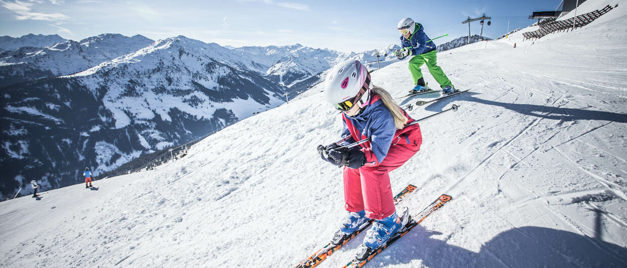 Family ski day Spieljoch