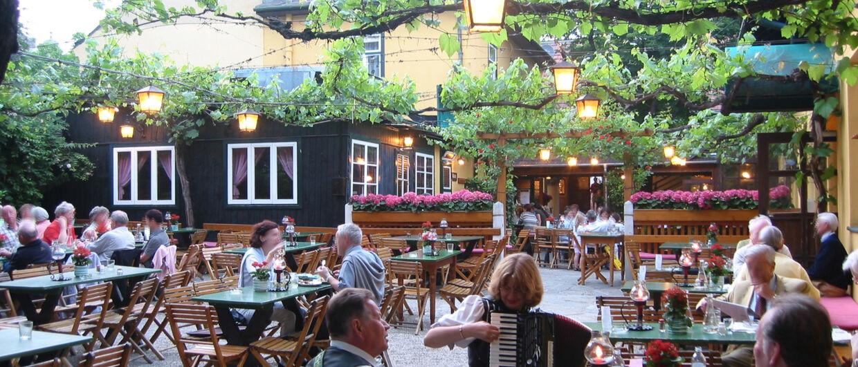 Венская культура винных ресторанов-хойригеров