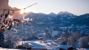 Kitzbühel im Winter