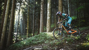Mountainbiken in Leogang