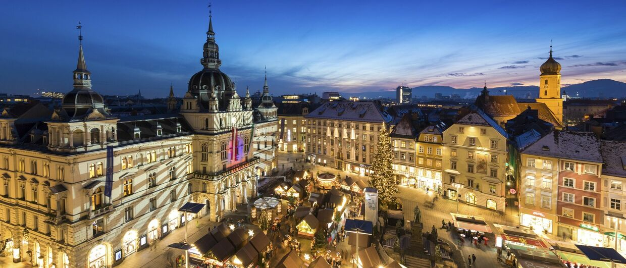 Graz im Advent