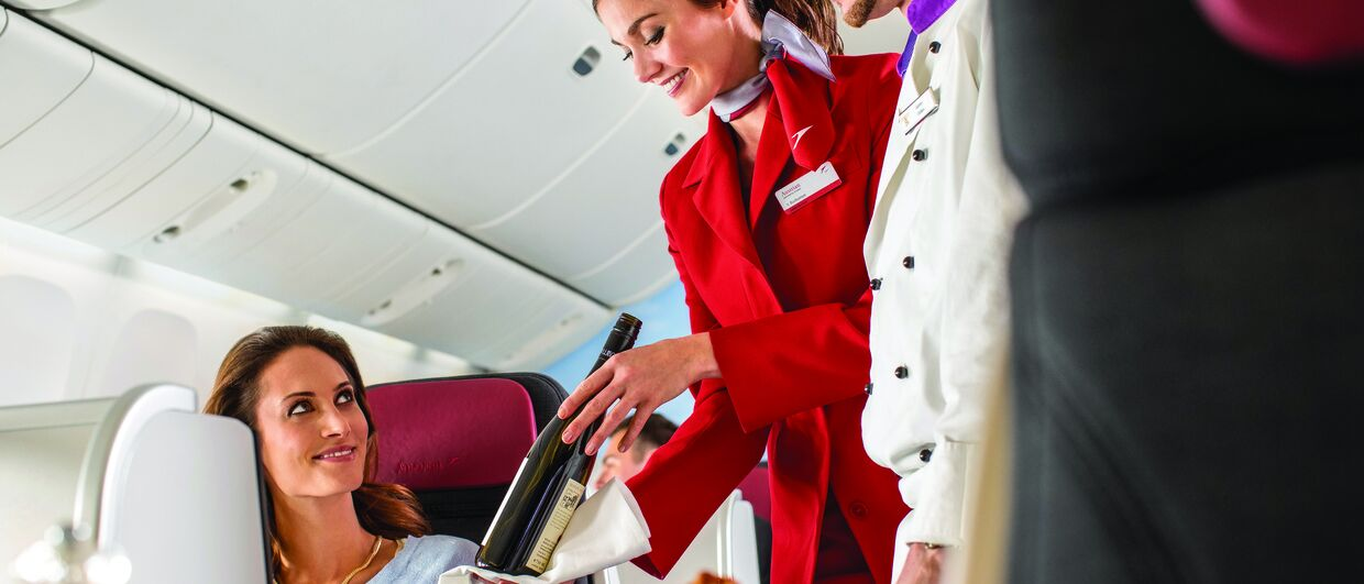 Austrian Airlines - Chef on Board