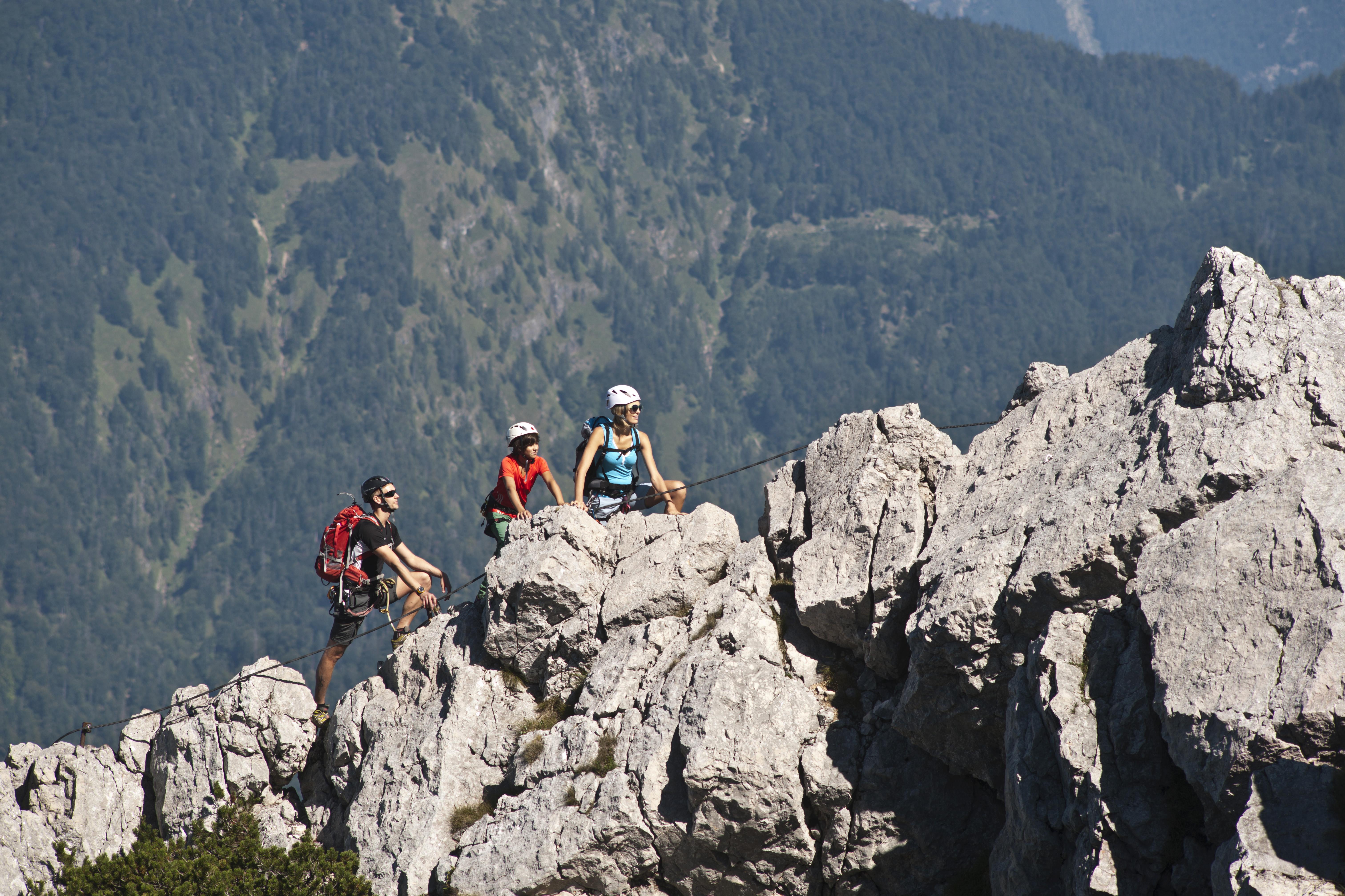 Klettersteig Wolfgangsee : Postalmklamm klettersteig olli outdoor travelling